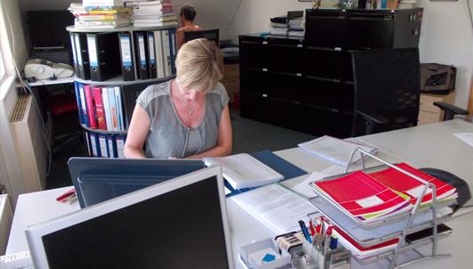 Centraal Administratie Kantoor : Kantoor administratie kindercentrum de schaapskooi